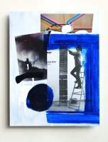painting, 45 X 35 cm